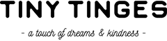TINY TINGES Logo